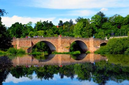 Bartenwetzerbrücke. Foto: nh