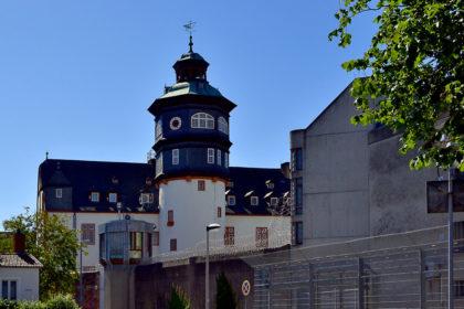 Der Treppenturm wird von Besuchern noch am ehesten mit der Festung in Verbindung gebracht. Foto: Schmidtkunz