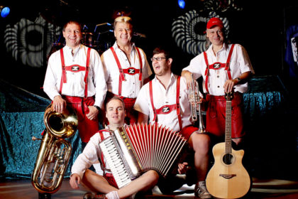 Die Zwiebeltreter bringen Stimmunsmusik aus Bamberg mit. Foto: nh