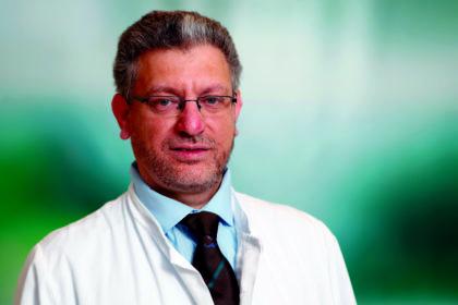 Dr. Baroudi Ragdan, Onkologie-Palliativ. Foto: Asklepios | nh