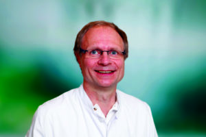 Dr. med. Jochen Textor, Oberarzt Unfallchirurgie. Foto: Asklepios