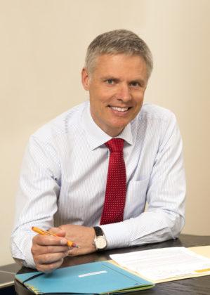 Dr. Manuel Lösel, Staatssekretär im Hessischen Kultusministerium © HKM / Manjit Jari | nh