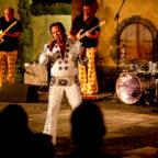 Elvis Young mit Band. Foto: Rainer Sander   nh