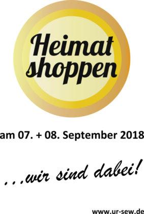 """Die Aktion """"Heimat shoppen"""" der IHK läuft auch beim Stadtparkfest."""