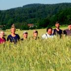 Das Team vom Hephata-Bio-Hofgut Richerode freut sich auf viele Erntedank-Gäste. Foto: nh