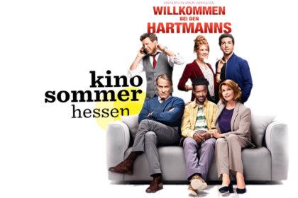 """Der familienfreundliche Kinofilm """"Willkommen bei den Hartmanns"""" wird beim Open-Air-Kinoabend am Freitag, ab 20:30 Uhr im Borkener Stadtpark gezeigt."""