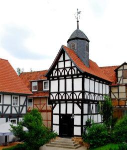 Kirche in Lobenhausen. Foto: nh