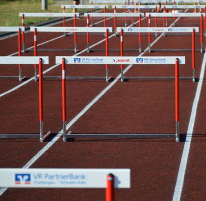 Die neuen Hürden versprechen mehr Sicherheit im Training. Foto: nh