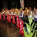 Die Borkener Bläser haben beim Platzkonzert ab 15 Uhr ein Heimspiel. Foto: no
