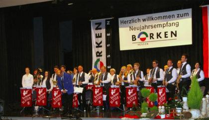 Die Borkener Bläser haben mit ihrem Konzert am Sonntag, 9. September, ab 15 Uhr, ein Heimspiel beim Stadtparkfest 2018. Foto: no