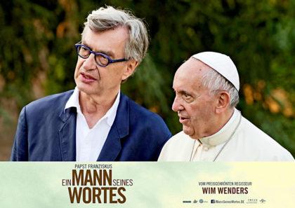 Papst Franziskus – Ein Mann seines Wortes. Foto: nh