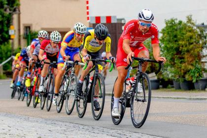 Kevin Vogel (vorn) wieder erfolgreich für die MT Melsungen: Bronze bei der Militär-WM (Team), Zweiter in Offenbach, Sechster in Bad Homburg. Foto: Helene Rettig | nh