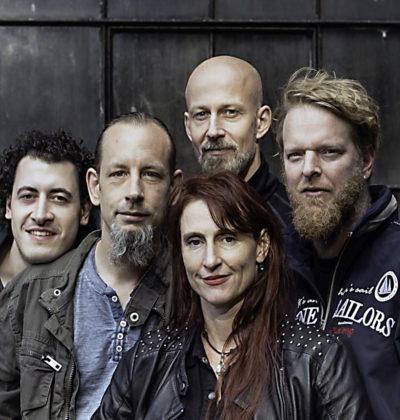 """Die Schwalmstädter Band """"Zores"""". Foto: nh"""