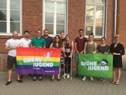 Die Grüne Jugend hat sich im Schwalm-Eder-Kreis neu gegründet. Foto: nh
