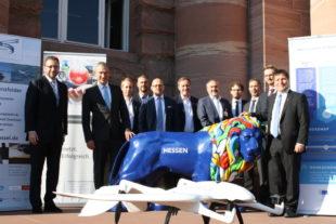 Heute wurde die Absichtserklärung im Hessischen Wirtschaftsministerium unterzeichnet. Foto: Regionalmanagement Nordhessen
