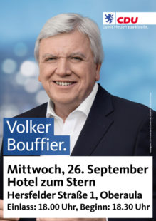 Herausgeber: CDU-Kreisverband.