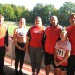 Die Delegation der MT Melsungen bei den Meisterschaften in Einbeck. Foto: nh