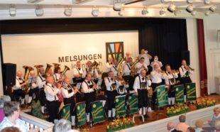 Egerländer Musikanten Melsungen. Foto: nh