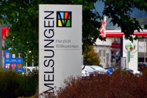 Herzlich willkommen in Melsungen. Foto: Schmidtkunz