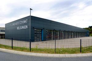 Feuerwehrstützpunkt Melsungen. Foto: Schmidtkunz