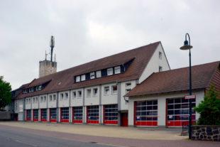 Feuerwache Homberg. Foto: Schmidtkunz
