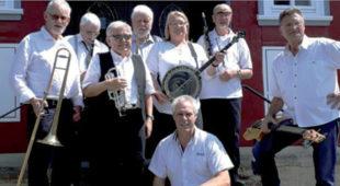 Die Riverside Jazz Messengers spielen zum 2. Melsunger Jazzfrühschoppen auf. Foto: nh