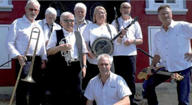 Die Riverside Jazz Messengers spielen zum 2. Melsunger Seniorenfrühschoppen auf. Foto: nh