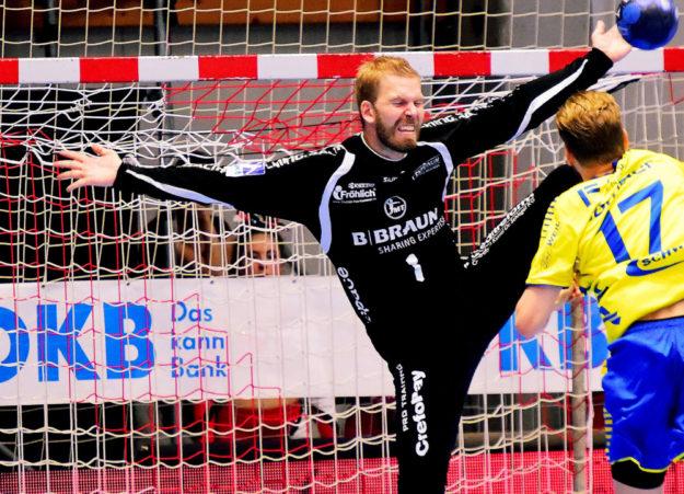 Johan Sjöstrand. Foto: Hartung