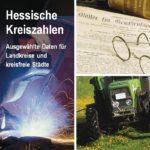 Cover zur neuen Ausgabe der Hessichen Kreiszahlen. Grafik: Statistik Hessen