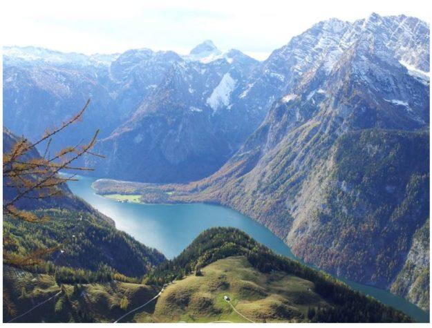 Blick auf den Königssee bei Berchtesgaden. Auch für diese Urlaubsregion empfiehlt sich die frühe Buchung Foto: SEK Jugend & Freizeit