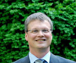 Thomas Lindgren, Leiter der LAG Innere Sicherheit. Foto: nh
