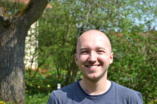 René Petzold, Bezirksvorsitzender der Jusos Nordhessen. Foto: nh