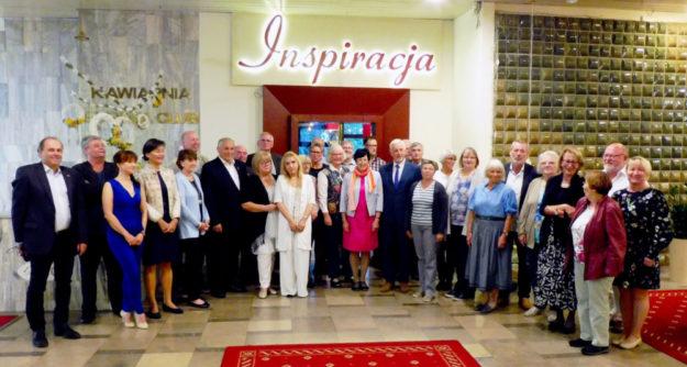 Deutsche und polnische Städtepartner auf der Suche nach freundschaftlicher Inspiration. Foto: nh