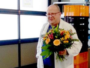 Werner Zeiß geht in den verdienten Ruhestand. Foto: nh