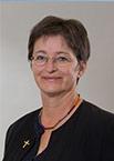 Pfarrerin Annette Hestermann. Foto: Hephata