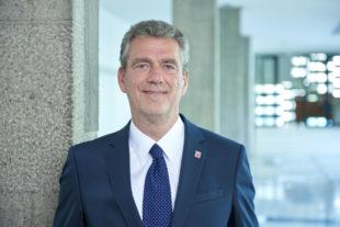 Der Hessische Finanzstaatssekretär Dr. Martin Worms. © Frank Widmann