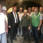 Der Geschichts- und Heimatverein Kirchberg bekommt 3.075 Euro zur Einrichtung einer Backstube. Foto: nh