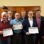 Mitglieder-Ehrung auf der Jahresversammlung des CDU-Stadtverbandes Homberg. Foto: nh