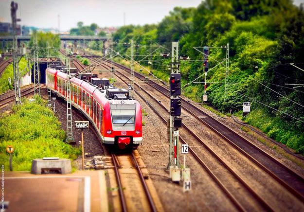 Bahnhof Treysa. Foto: Michael Gaida @pixabay.de