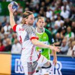 Tobias Reichmann war im Ligaspiel in Wetzlar im September mit 8 Treffern neben Julius Kühn bester MT-Schütze. Foto: Käsler