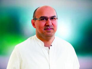 Dr. med. Elvan Akin, Chefarzt der Rhythomologie. Foto: nh