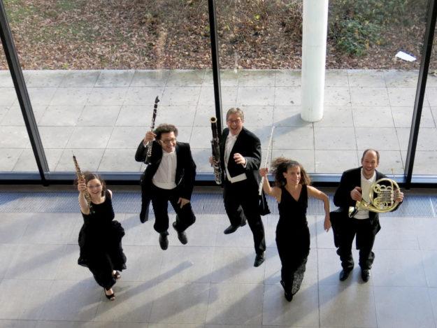 Als Musikerinnen sind Frauen beispielsweise in einem Bläserquintett vertreten. Kompositionen von Frauen gibt es für diese Orchesterform jedoch keine. Dies will der Wettbewerb ändern.  Foto: nh