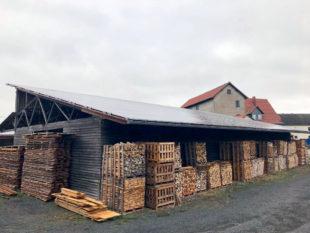Dachflächen für Photovoltaik-Anlagen finden sich insbesondere in der ländlichen Region recht leicht. Foto: nh