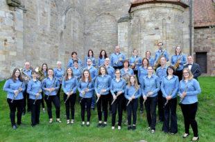 Unter Leitung von Torsten Eckerle (hi. re.) gibt das Blasorchester Brunslar am 17. November sein Jahreskonzert. Foto: nh