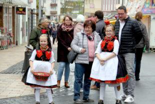Der Treysaer Rotkäppchen-Sonntag lohnt allemal einen Ausflug für die ganze Familie. Foto: nh
