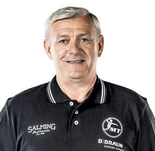 Mile Maleseivc ist aus dem Trainerstab der MT ausgeschieden. Foto: Käsler