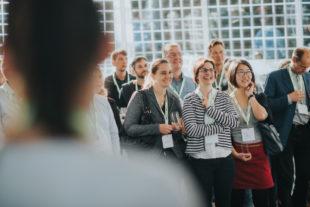 Das 7. Barcamp Renewables widmet sich der Sektorenkopplung. Foto: nh