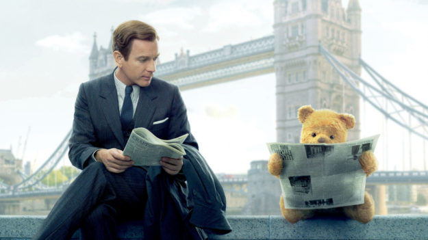 Kino in der Stadthalle: Christopher Robin. Foto: nh