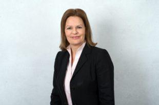 Nancy Fazer (SPD). Foto: SPD Hessen
