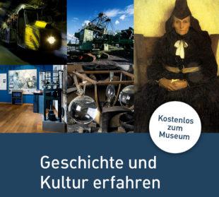 Ausschnitt von der Titelseite der neuen Broschüre zum Museumsbus. Foto: nh